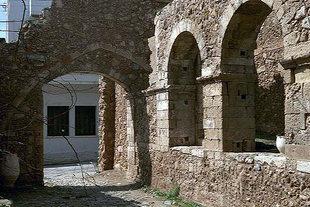 L'ex Monastero di Santa Maria de' Miracoli, Chanià