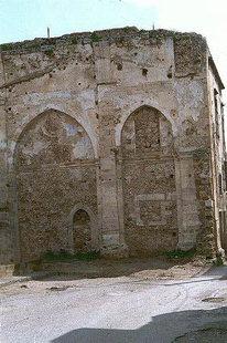 The former Santa Maria de Miracoli Monastery, Chania