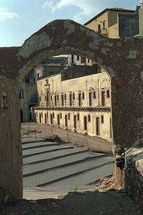 Die Kasernen der Firkas- Bastion, Chania