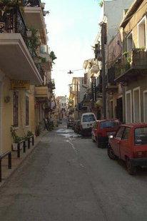 Theotokopolous-Straße, Chania