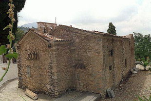 Das Kloster Panagia Kardiotissa, Kera