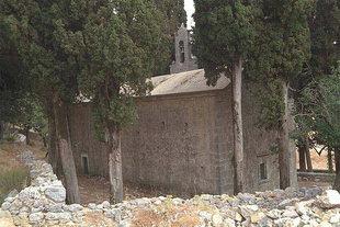 Das Vidiani-Kloster