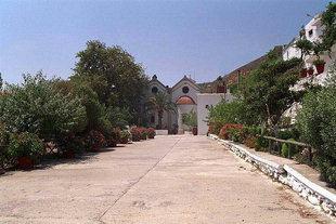 Le Monastère d'Epanosifi