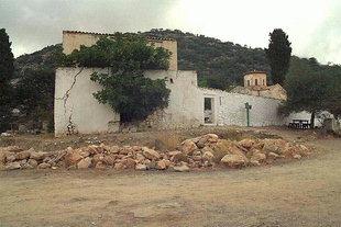 Das Kloster Panagia Gouverniotissa