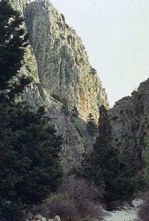 La Gorge d'Imbros