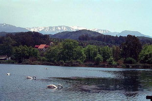 Agia Lake near Chania