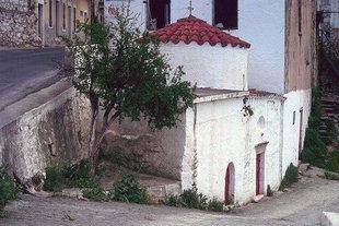 Η Βυζαντινή εκκλησία της Αγίας Παρασκευής, Σίβα