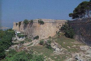 Ο Προμαχώνας του Αγίου Ηλία, Ρέθυμνο