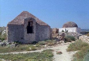 Μια Πυριτιδαποθήκη στη Φορτέτσα, Ρέθυμνο