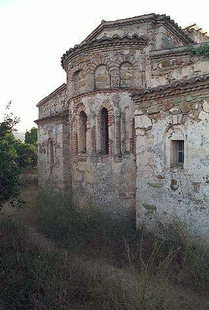 The Byzantine church of Ai Yannis Kyr-Yannis in Alikianos