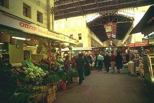 Der Markt von Chania (Agora)
