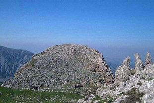 Eteocetan settlement in Karfi