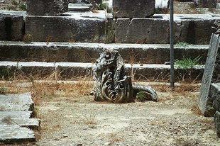 Ο ναός του Απόλλωνα, Γόρτυνα