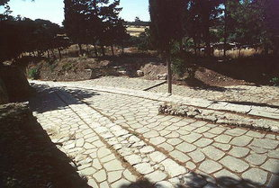 Das Theater, Knossos