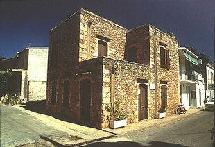 Das Elternhaus von Venizelos in Mournies
