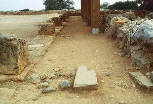 The East Entrance, Malia