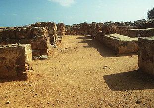 Couloir de nord à sud, Malia