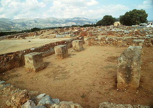 The North Hall, Malia