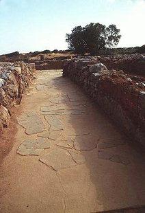 The Corridor, Malia
