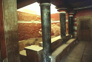 The Lustral Basin, Knossos