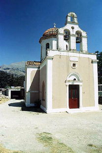 The church of the Assomaton Monastery