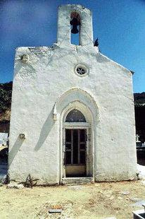 Die byzantinische Michael Archangelos-Kirche, Kakodiki