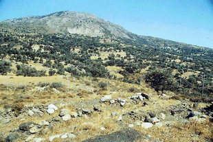 The Minoan settlement in Apodoulou