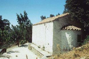 Die byzantinische Agios Ioannis-Kirche in Kissos