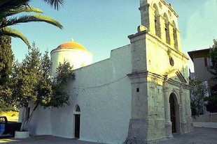 The Panagia Church in Kirianna