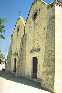 Agios Georgios Church in Pirgou