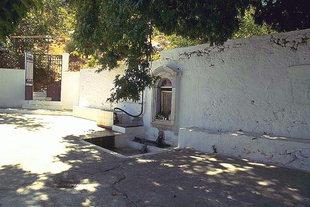 La fontaine du Monastère de Gorgoliani