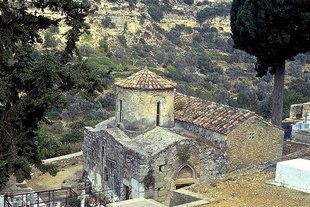 Η Βυζαντινή εκκλησία του Σωτήρα Χριστού στην Ελεύθερνα