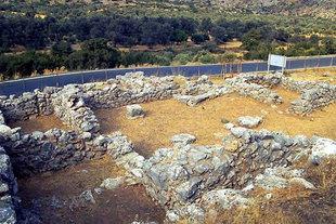 Die minoische Villa von Sklavokambos