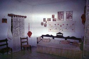 Dorfhaus in Arolithos