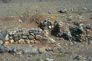 L'habitat Minoen à Nerokourou