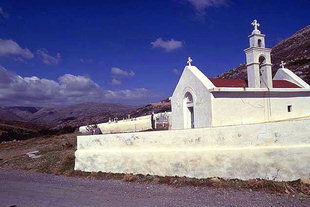 The Byzantine church of Agios Ioannis in Azokeramos