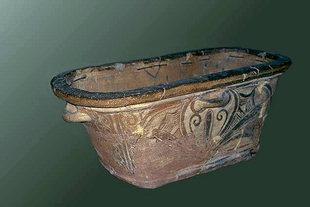 Minoan sarcophagi