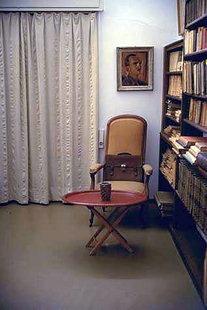 Το γραφείο του Καζαντζάκη