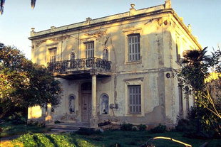 Mansion in Halepa, Chania