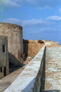 Venezianische Überreste im Firkas, Chania