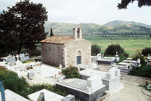 Sotiras Church in Kato Viannos