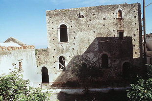 La villa Vénitienne à Rodia