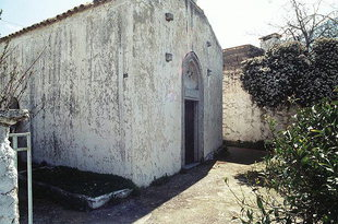 Agios Georgios Church in Embaros
