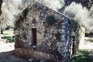 Chistos Church in Agia Irini