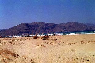 Strand von Georgioupolis