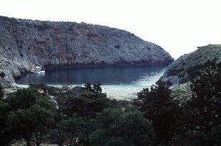 Μένιες, το αξιοθέατο της αρχαίας Δύκτινας
