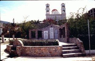 Μνημείο του Δευτέρου Παγκοσμίου Πολέμου, Κάντανος