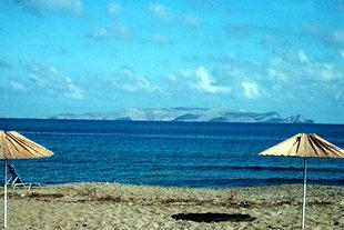 Amnisos beach