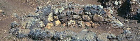 Minoan settlement in Nerokourou