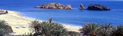Der Strand von Vai